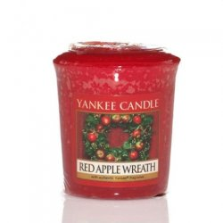 Yankee Candle Red Apple Wreath - Votive
