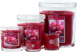 Colonial Candle Cranberry Spice – Small
