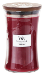 WoodWick Cranberry - Large