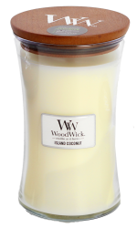 WoodWick Island Coconut – Large