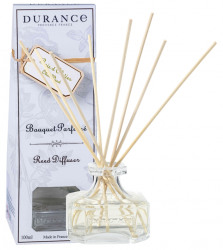 doftpinnar Scented Bouquet Olive Wood 100ml - Durance