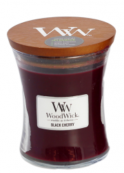 WoodWick Black Cherry – Medium