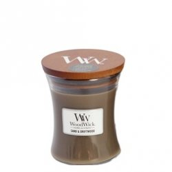 WoodWick Sand & Driftwood – Medium