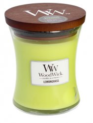 WOODWICK LEMONGRASS – MEDIUM