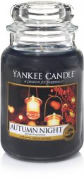 Yankee Candle Autumn Night - Large jar