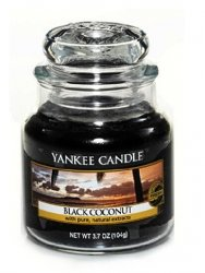 Yankee Candle Black Coconut - Small jar