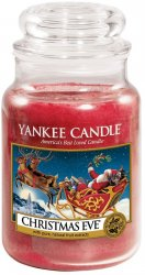 Yankee Candle Christmas Eve - Large jar