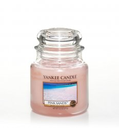 Yankee Candle Pink Sands - Medium jar