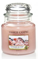 Yankee Candle Summer Scoop - Medium jar