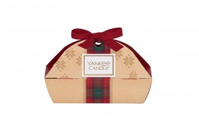 Yankee Candle |Juldofter Votiveljus 3 - pack