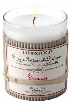 Durance Handcraft Candle Pomegranate
