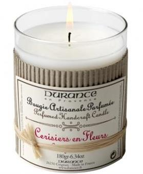 Durance Handcraft Candle Cherry Blossom