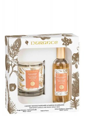 Presentpaket Durance - Orange & Cinnamon
