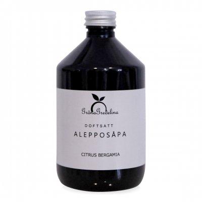 Alepposåpa ekologisk Citrus - Gröna Gredelina (Ingen prenumeration)