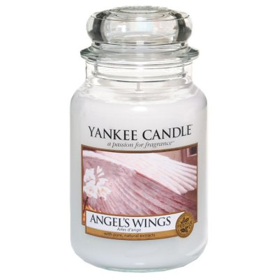 Yankee Candle Angels Wings - Large jar