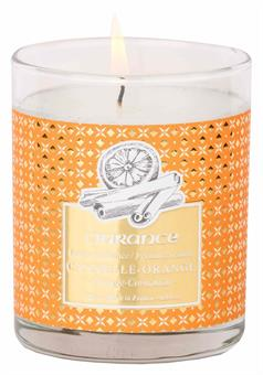 Durance Candle orange cinnamon