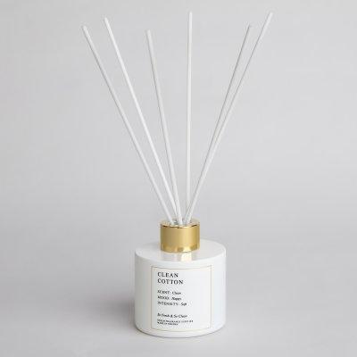 Doftpinnar |Clean Cotton - 100 ml |Sthlm fragrance supplier