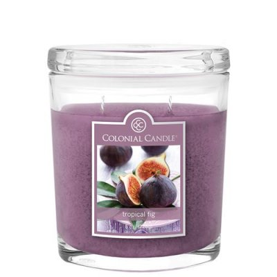 Colonial Candle Tropical Fig – Medium