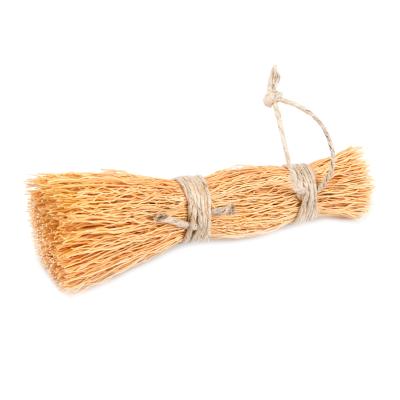 Disktvaga svart tråd -Dubbellindad risrot | Iris hantverk
