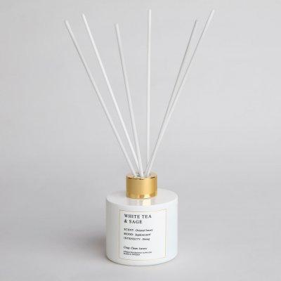 Doftpinnar | White Tea & Sage - 100 ml | Sthlm fragrance supplier
