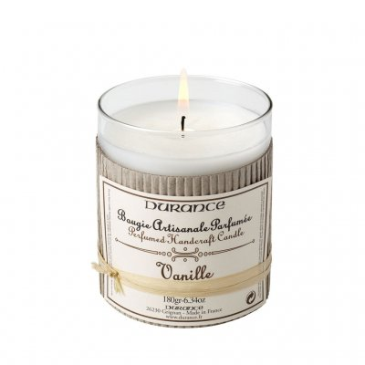 Durance Handcraft Candle Vanilla