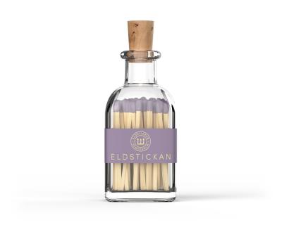 Eldstickan - Liten |Lila Lavendel