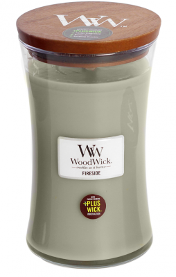 WoodWick Fireside – Large