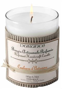 Durance Handcraft Candle Autumn colors