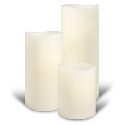 Ivory Smooth 8x20 - Enjoy Candles
