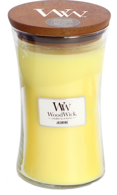 WoodWick Jasmine – Large