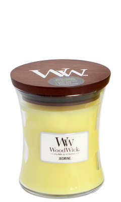 WoodWick Jasmine – Medium