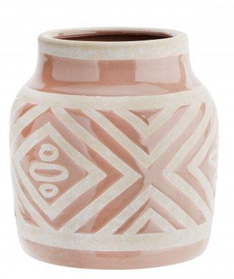 Keramik vas Rosa - Madam Stoltz