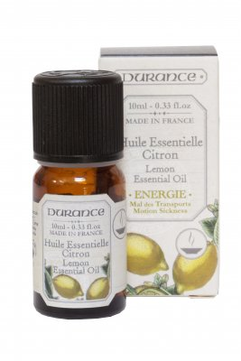 Lemon eterisk olja / doftolja | Durance - 10 ml
