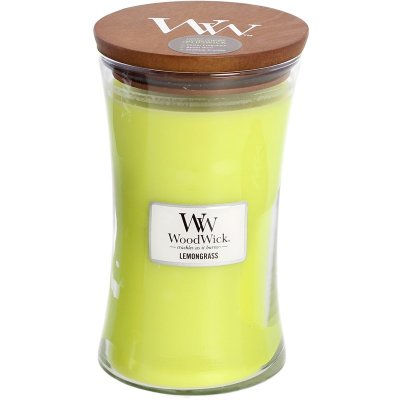 WoodWick Lemongrass – Large