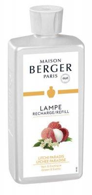 Doft till doftlampa   Litchi Paradise - Gul  Maison Berger Paris (500ml)