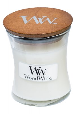 woodwick linen mini