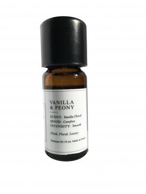 Doftolja - No 4 Vanilla & Peony (Ingen prenumeration)