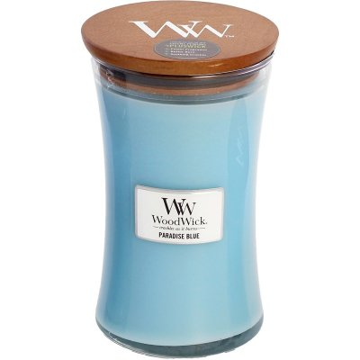 WoodWick Paradise Blue – Large