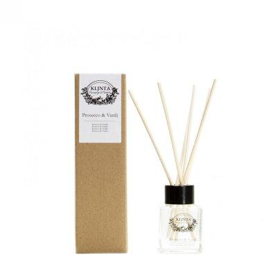 Doftpinnar |Mousserande & vanilj -50ml |Klinta