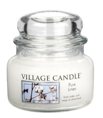 Village Candle Pure Linen - 11oz