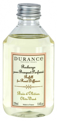 Refill Bouquet Olive Wood 250ml - Durance