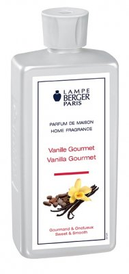 Doft till doftlampa | Vanilla gourmet - Röd |Maison Berger Paris (500ml)