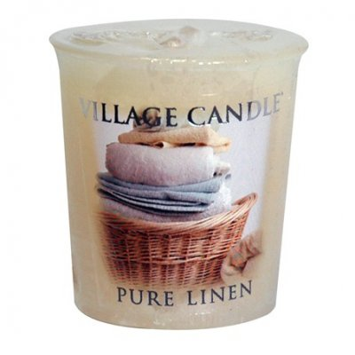 Village Candle Pure Linen - Votive