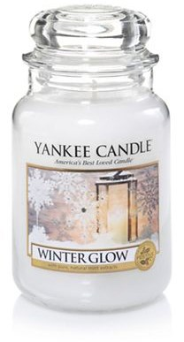 Yankee Candle Winter glow - Large jar