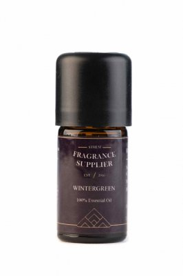 Eterisk olja - Wintergreen - 5 ml | Sthlm Fragrance Supplier