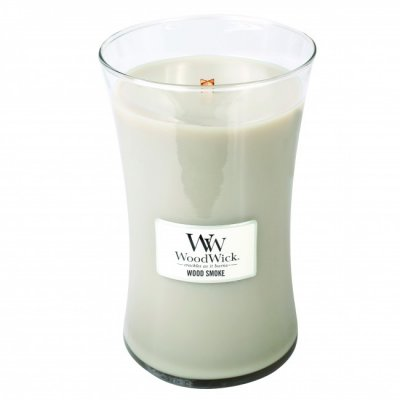 WoodWick Wood Smoke - Large