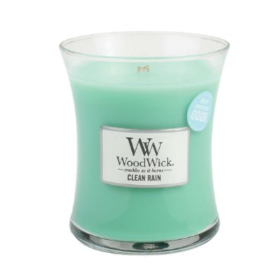 WoodWick Clean Rain – Medium