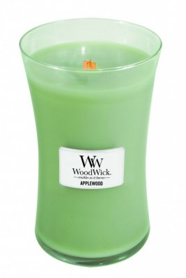 woodwick applewood large