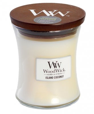 WOODWICK ISLAND COCONUT – MEDIUM