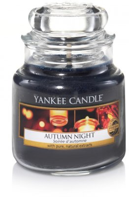 Yankee Candle Autumn Nights - Small jar